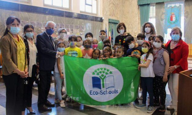 "Imperia conferma la Bandiera Verde per l'educazione ambientale. ""Città sempre più attenta ai temi green"""
