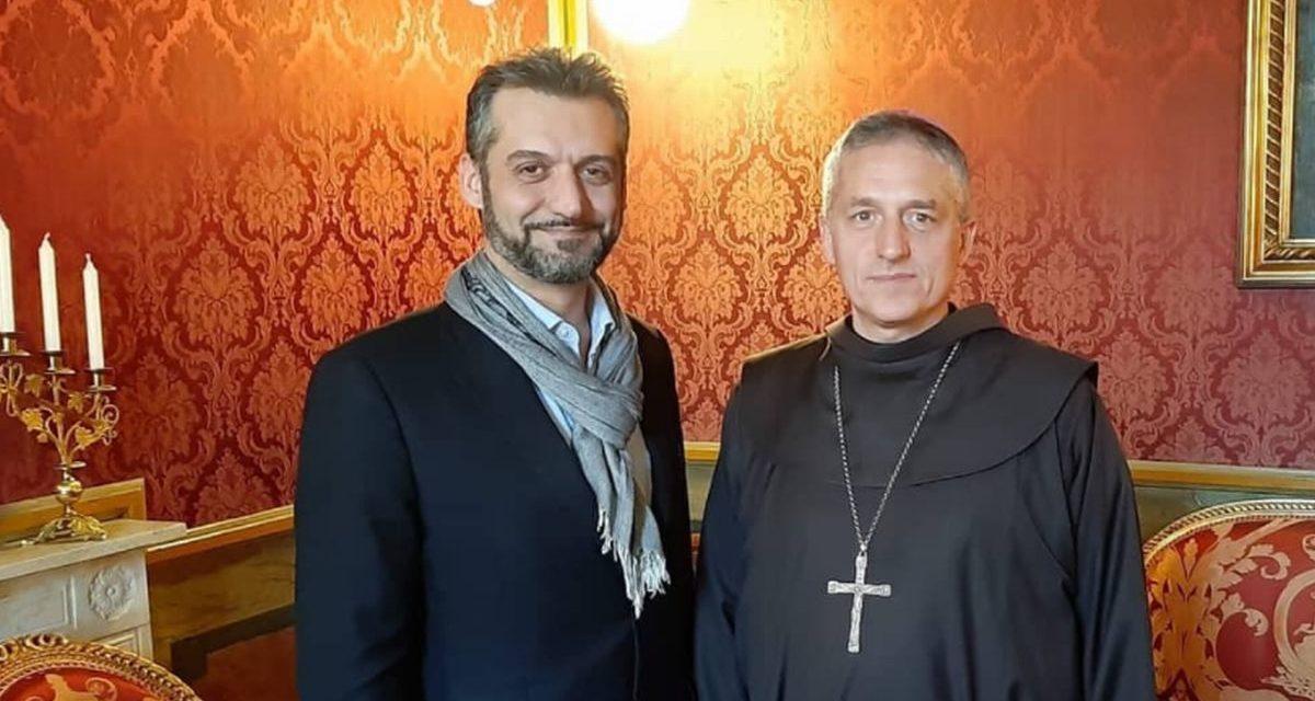 """Chiodi: """"Sono dispiaciuto per la partenza di un Vescovo che ha saputo essere un vero pastore"""""""