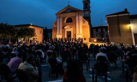 Tutto esaurito per il concerto di sabato scorso a Carbonara Scrivia