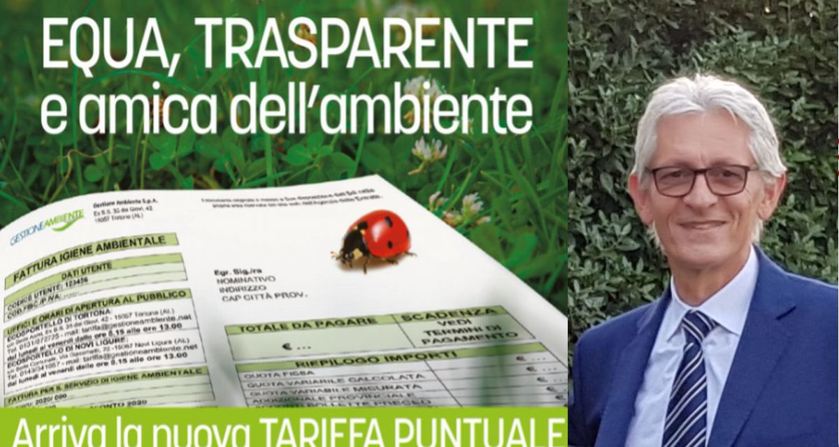 A Tortona arriva la nuova tariffa sui rifiuti: Massimo Crocco spiega quanto e come si paga