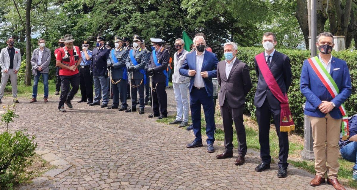 Il Comune di Tortona ha celebrato la Festa della Repubblica. Le immagini