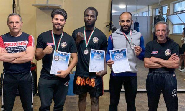 Grande prestazione di tre tortonesi ai Campionati italiani di Fight: due argenti e un bronzo