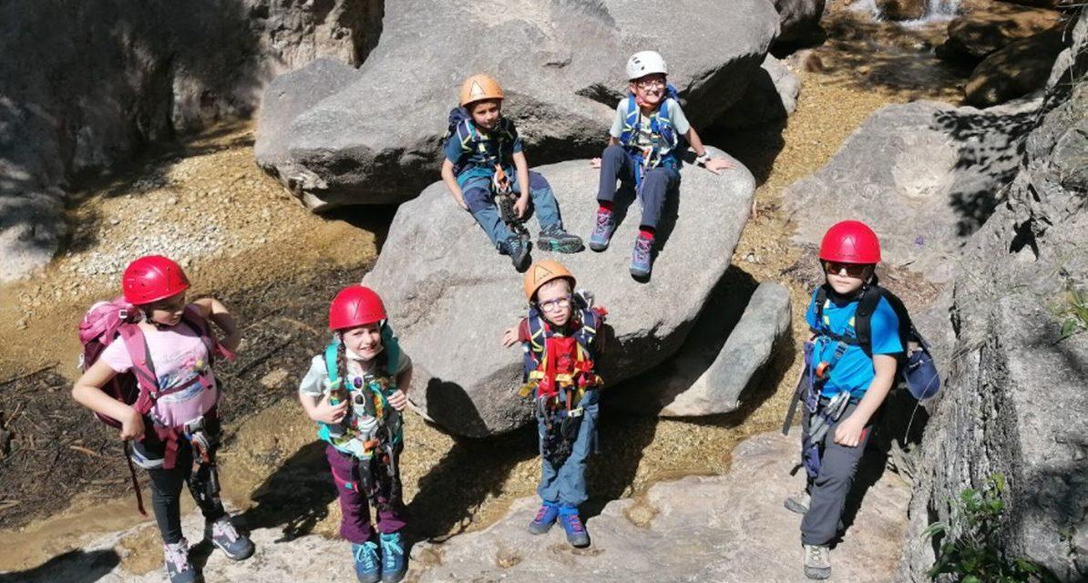 Nuova manifestazione del Gruppo Giovanile alpinisti di Novi Ligure