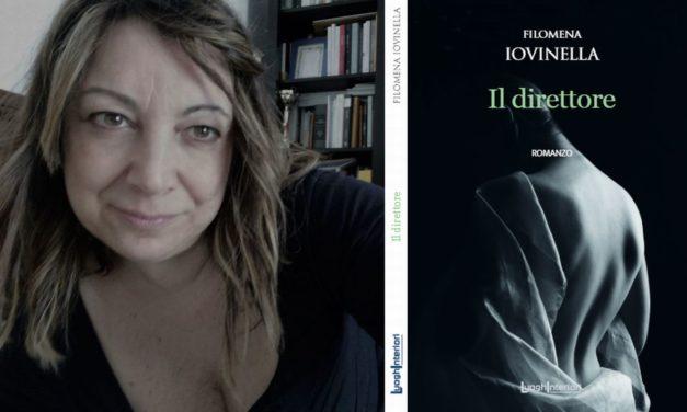 """""""Il Direttore"""" il nuovo romanzo suspense tra passato e presente con intrighi e… Ne parliamo con L'autrice"""