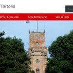 Nuovo e moderno sito internet per il Comune di Tortona