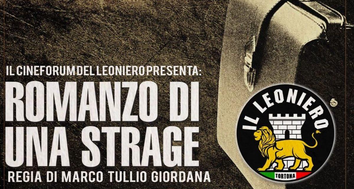 Azione Tortona organizza un interessante Cineforum per analizzare storia e politica