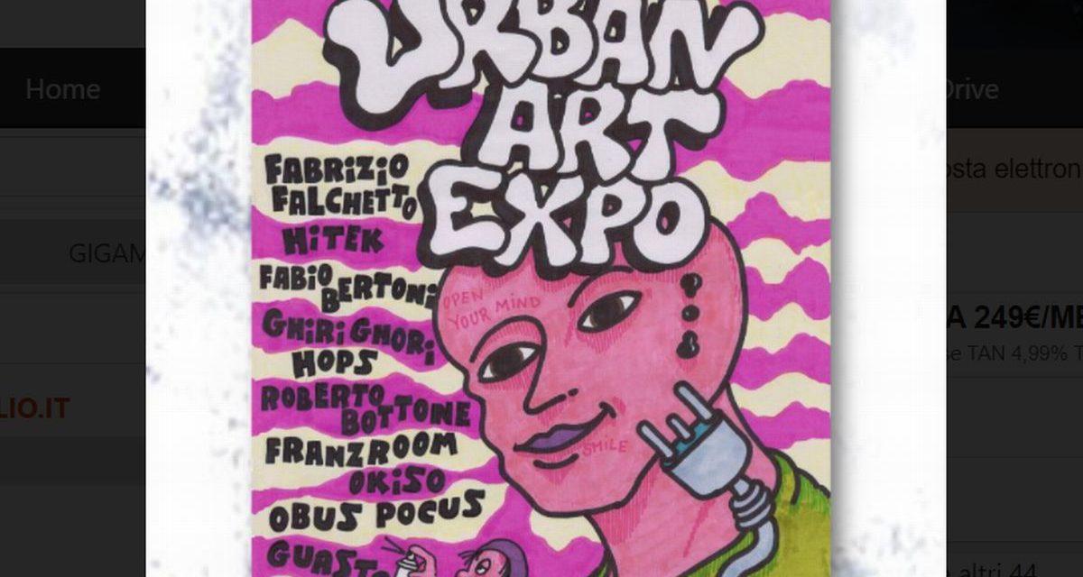 Urban Art Expo: esposizione estemporanea di artisti tortonesi