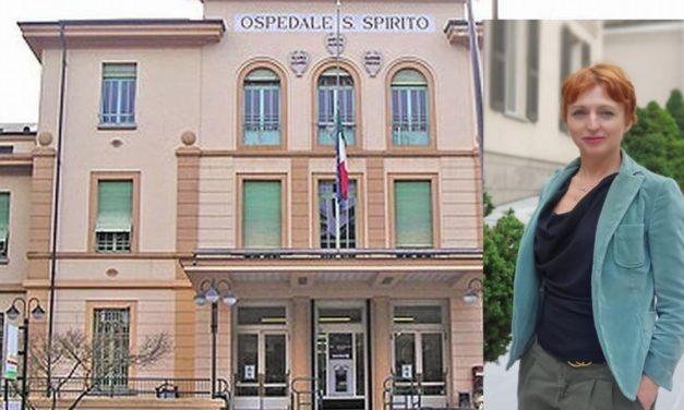Mercedes Pasquali è la nuova direttrice della  Pneumologia dell'ospedale di Casale Monferrato