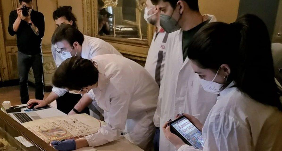 Ad Alessandria uno Studio diagnostico per determinare il valore dei Codici Miniati di San Pio V