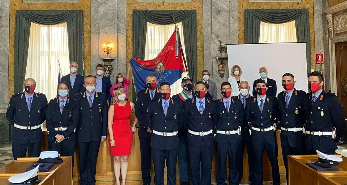 Accolti i nuovi Agenti della Polizia Locale a Valenza