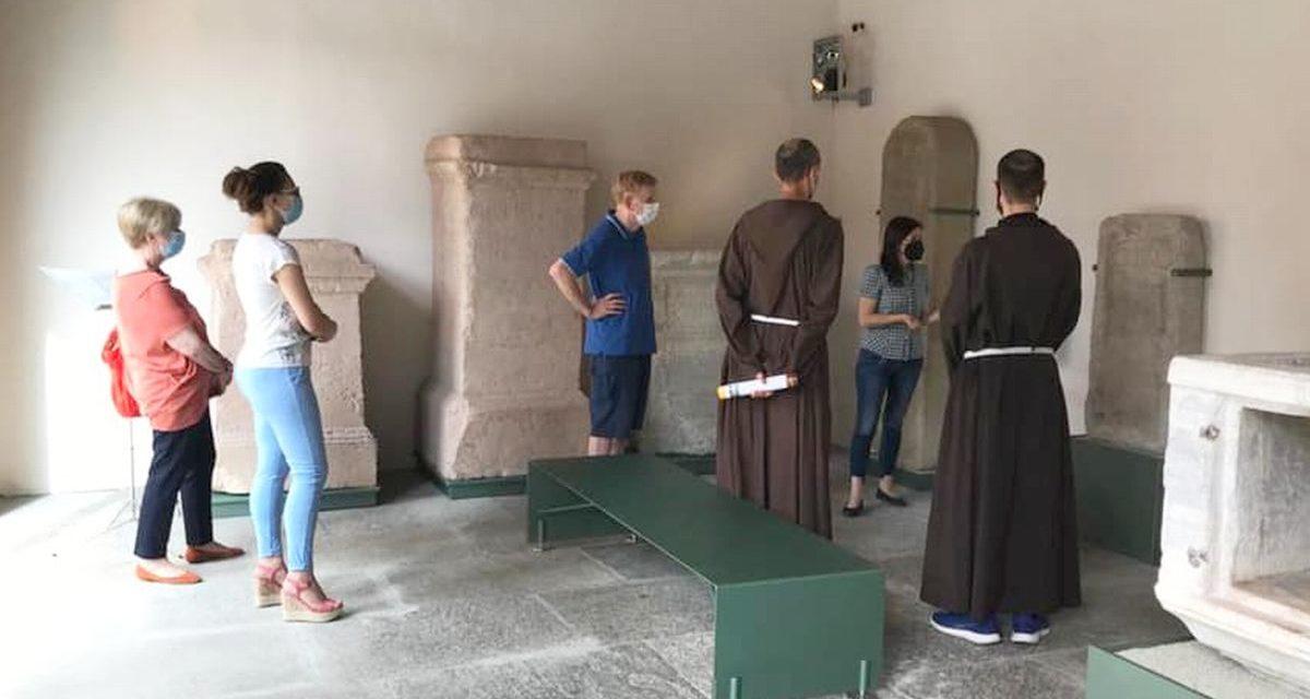 Un successo le Giornate dell'archeologia a Tortona organizzate dal Comune
