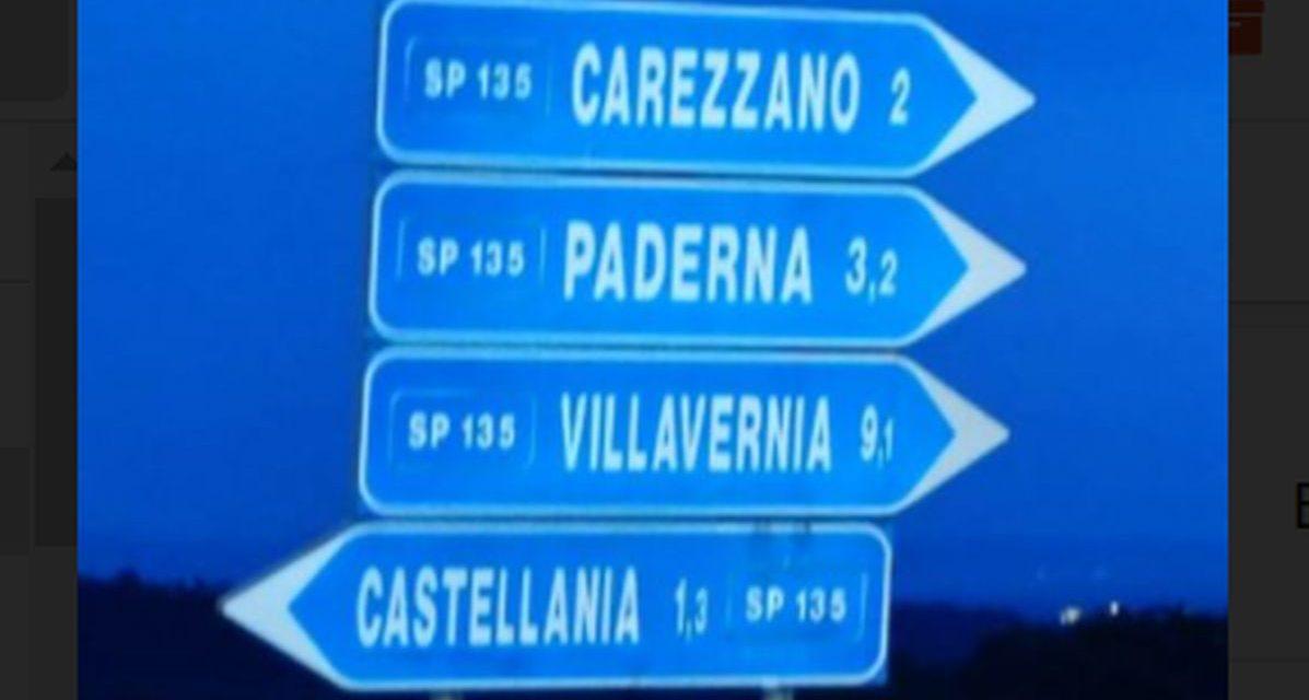Nel Tortonese c'è un nuovo Comune: Villavernia (senza la L)