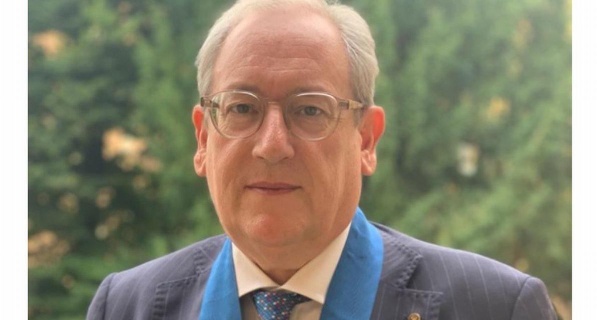 Ferdinando Balzarotti nuovo presidente del Rotary di Tortona. I nomi del Direttivo