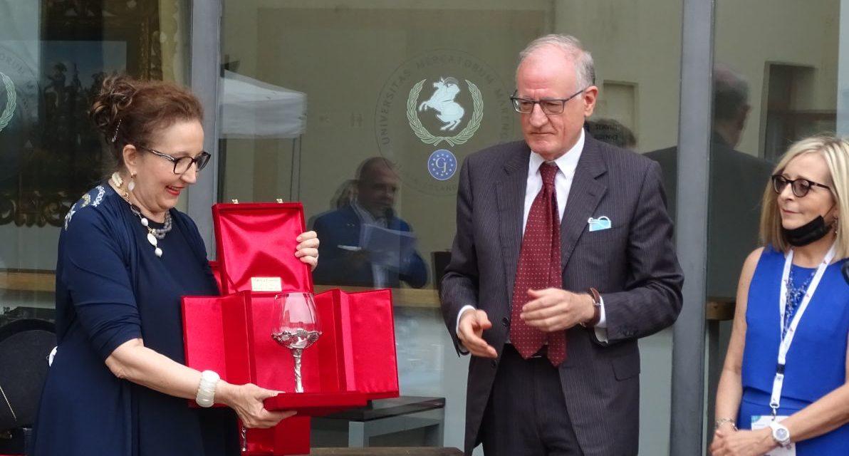 Ad Alessandria premiati i giornalisti di Pace