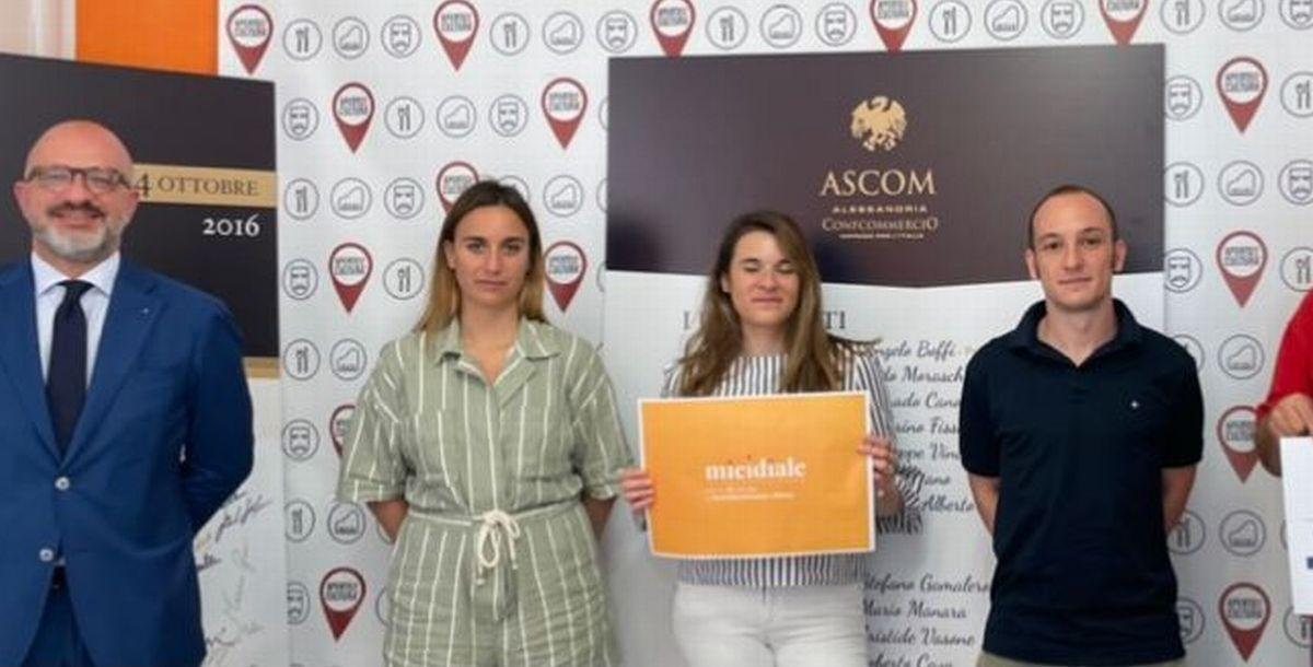Silvia Paoli é la nuova presidente del gruppo giovani imprenditori confcommercio Alessandria