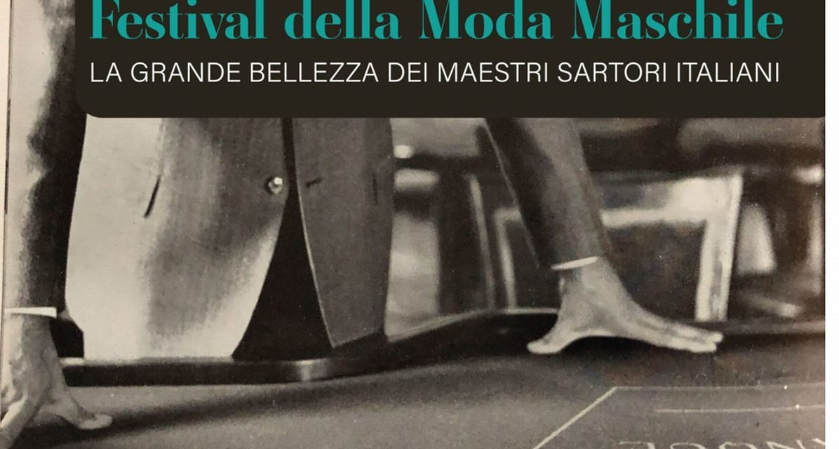 A Sanremo il Festival della Moda Maschile 1952 -1990