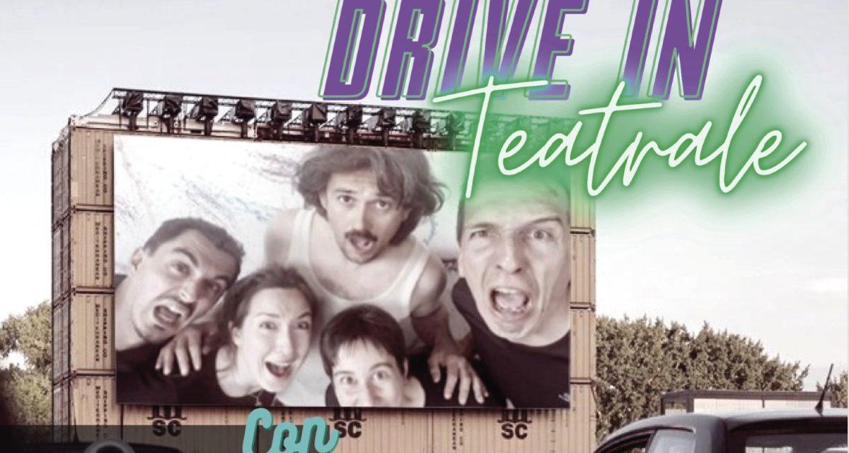 """Sabato a Serravalle Scrivia """"Drive In teatrale"""" con il Teatro del Rimbombo"""