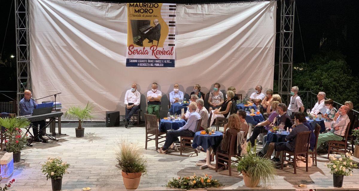 A Serravalle Scrivia Torna la magia estiva di Maurizio Moro