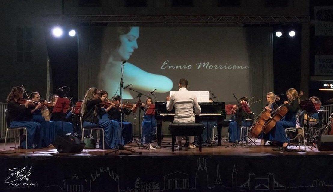 A Diano Marina si esibisce Susanna Rigacci col tortonese Andrea Albertini e Le Muse