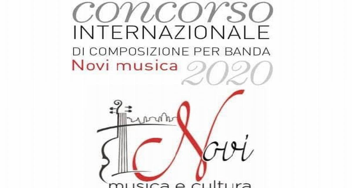 A Novi Ligure un concorso internazionale di musica