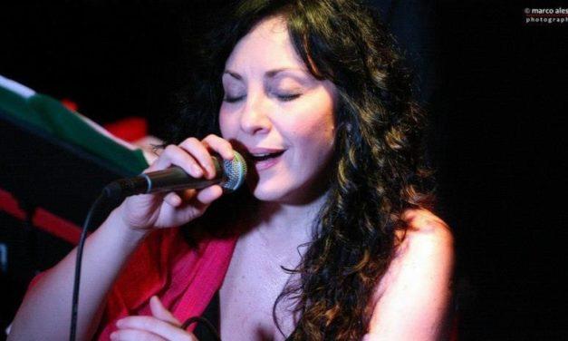 Monica Fabbrini e l'esperanto della musica, stasera al Rovere Jazz Festival