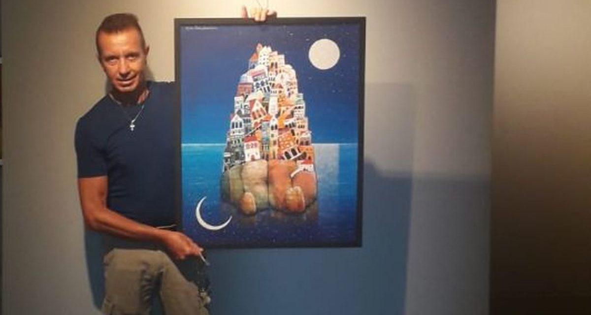 Domani nuova mostra d'arte a Diano Marina