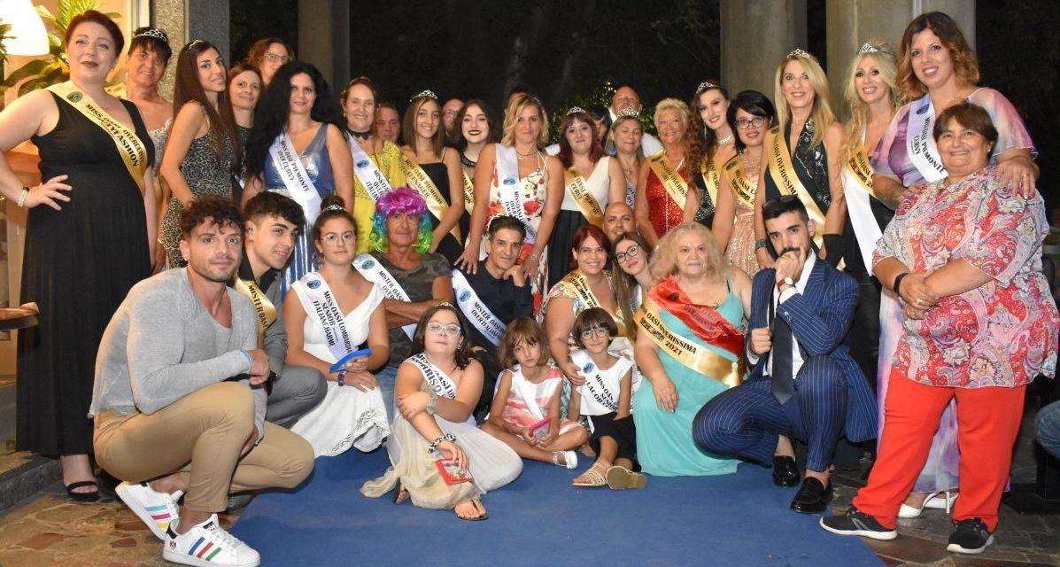All'Art Café di Tortona Miss e Mister Oasi: tutti i nomi dei vincitori