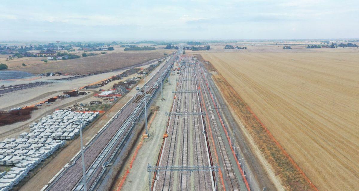 Riapre il traffico merci tra Rivalta Scrivia e Novi Ligure, un bene per l'Interporto