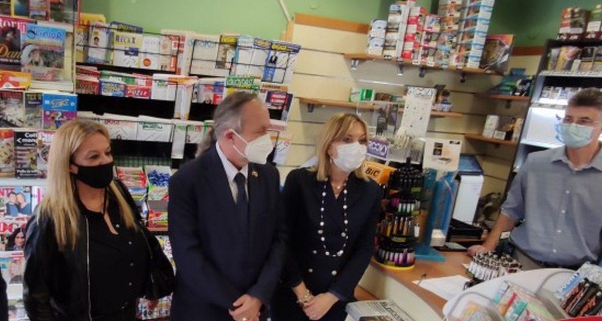 In Alessandria i certificati anagrafici vengono rilasciati anche nelle tabaccherie