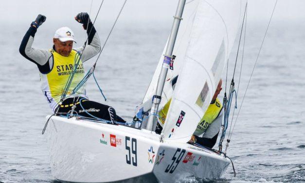 Il dianese Diego Negri Campione del Mondo di vela nella Classe Star