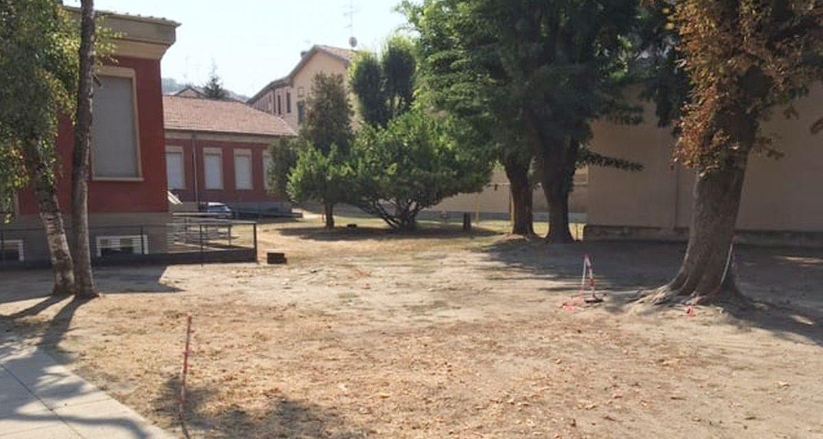 Bell'intervento del Comune di Tortona in vista dell'apertura delle scuole