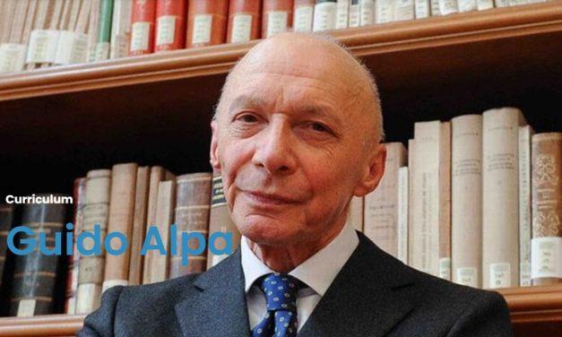 Personaggi Alessandrini: Piero Guido Alpa, da Ovada a Roma per aiutare il premier Conte