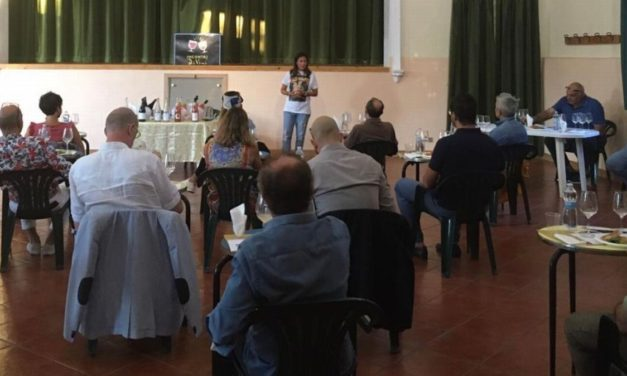 """Sabato a Tortona una Panoramica sul moscato secco a cura di """"Incontri DiVini"""""""