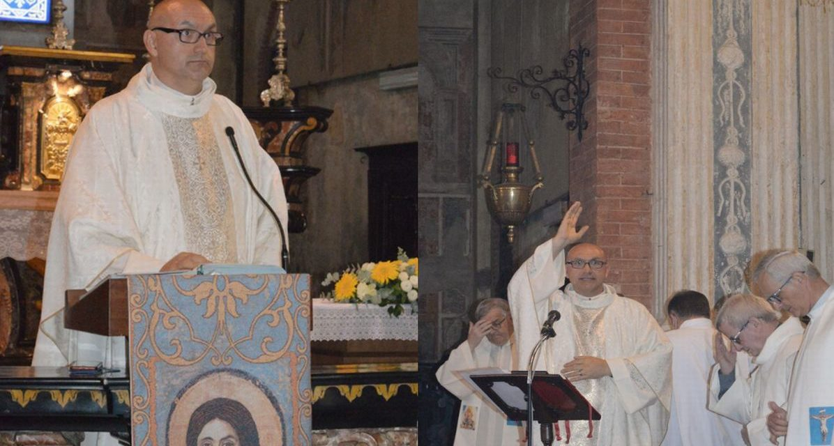 A Pontecurone celebrato il 25° di sacerdozio di Don Loris Giacomelli