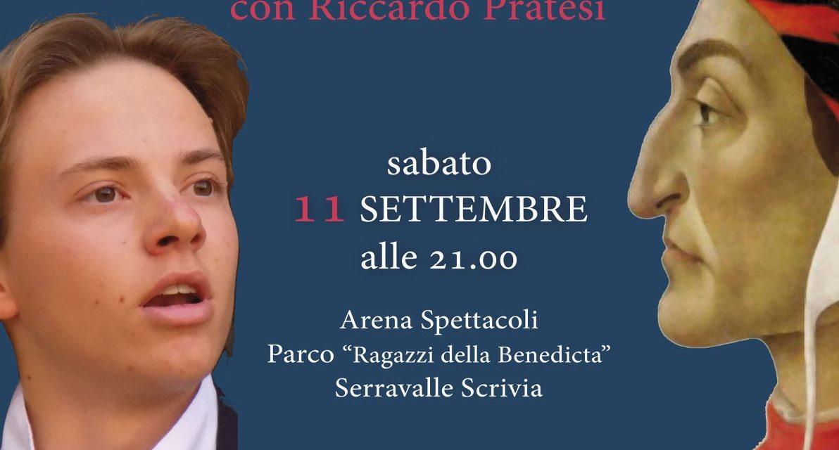 A Serravalle una serata dedicata a Dante con Riccardo Pratesi