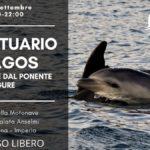 """A Imperia torna l'appuntamento gratuito con """"Il Santuario Pelagos: fotografie dal Ponente Ligure"""""""