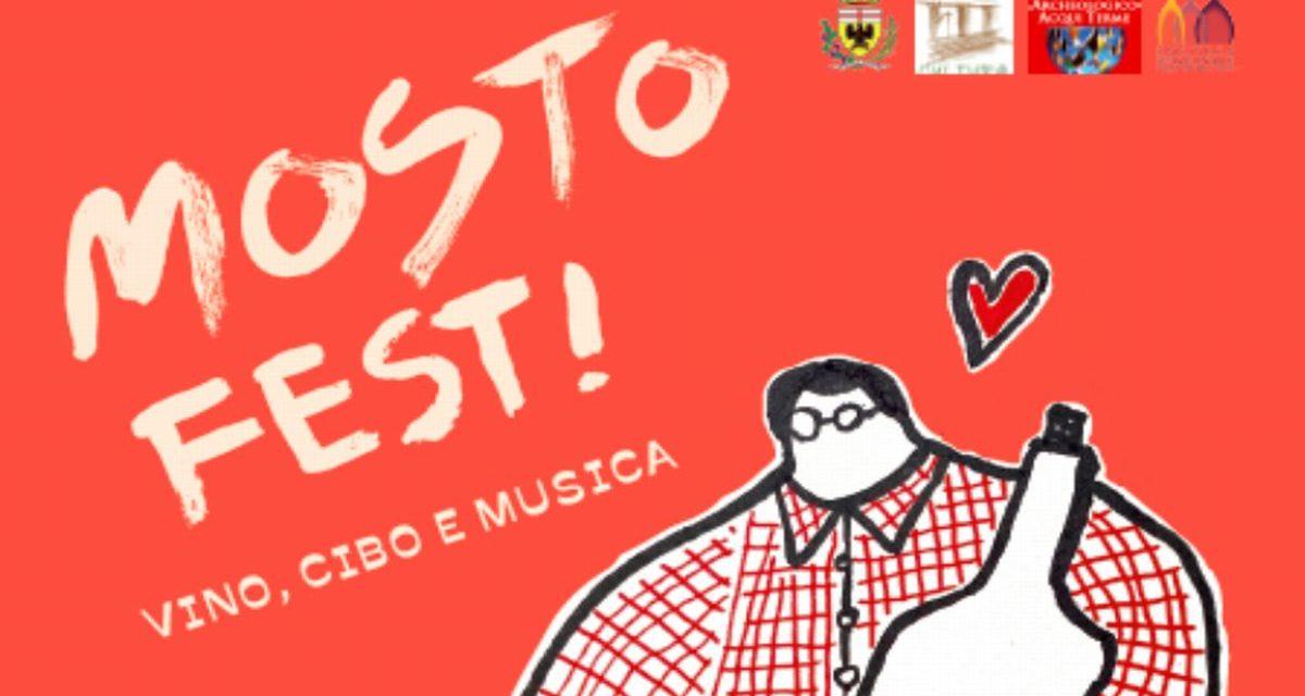 MOSTOFEST! 2021 parte il 1° Ottobre  presso il Castello dei Paleologi di Acqui Terme
