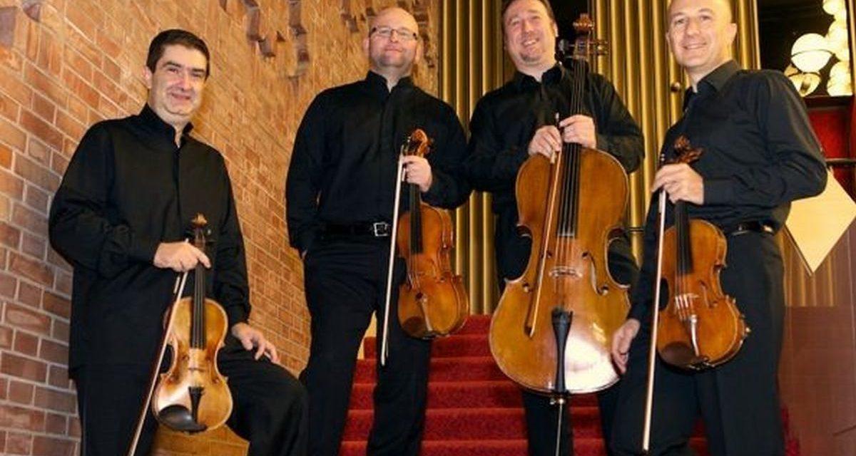Domenica Andrea Bacchetti e il Quartetto del Teatro Regio di Torino al Perosi Festival di Tortona