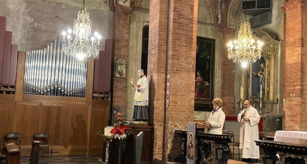 L'OFTAL della Diocesi di Tortona in preghiera a Pontecurone nel 150 della nascita di Don Orione