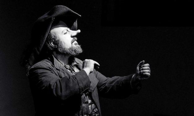 Venerdì al teatro di Gavi c'é Cyrano con Pierpaolo Congiu