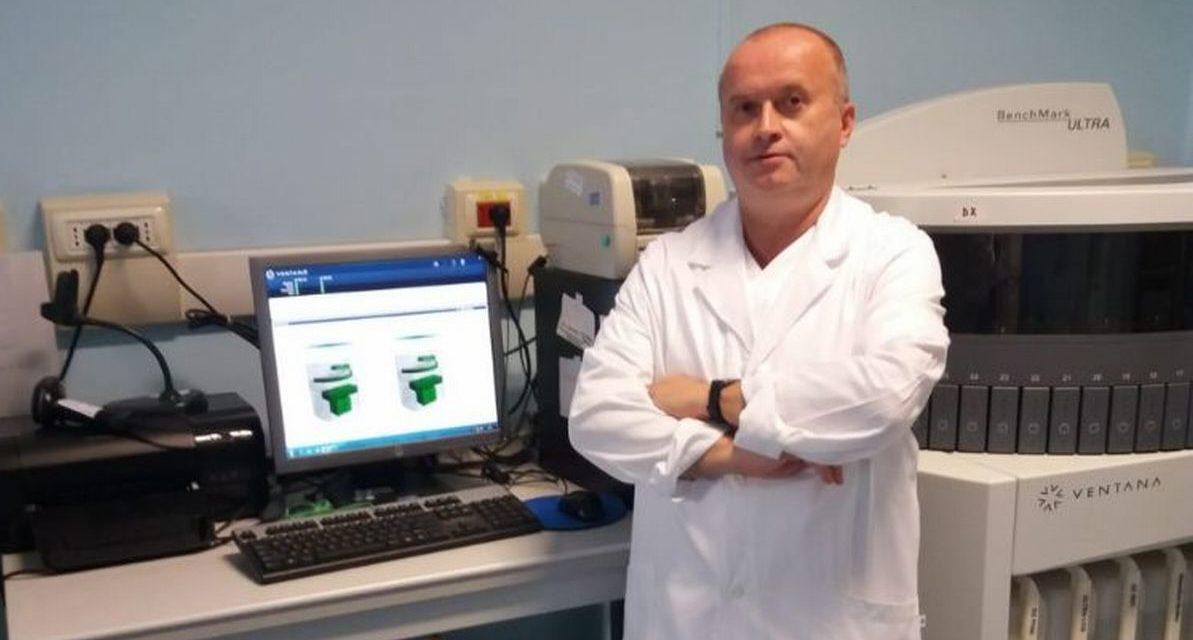 Daniele Ricci é il nuovo primario di Anatomia all'Ospedale di Novi Ligure