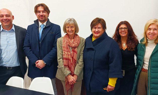 Inaugurazione nuovo Punto CSV a Voghera