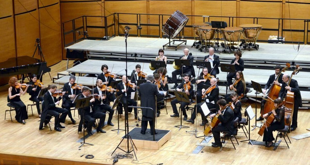 Il Perosi festival prosegue martedì con L'Insubria Chamber Orchestra. Come prenotare