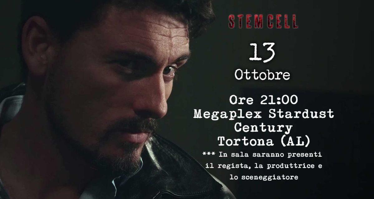 """Al Megaplex Stardust di Tortona incontro con regista e autori di """"Stem Cell"""""""