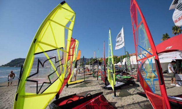 A Diano marina il WindFestival corre col vento in poppa