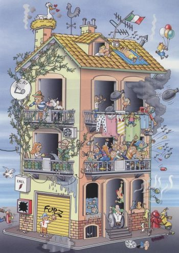 In caso di condominio la vita in condominio ecco alcune for Regole di condominio