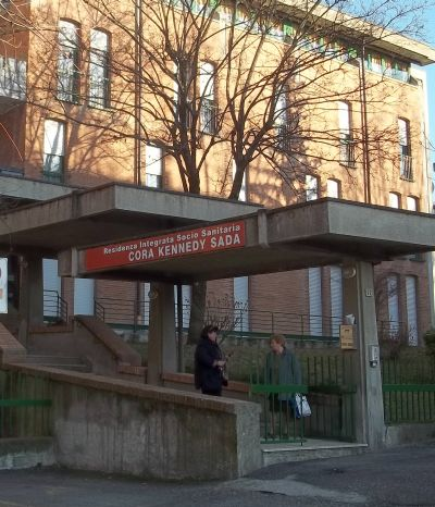 La Casa di Riposo Cora Kennedy in via Barabino
