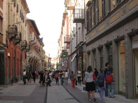Corso Roma Negozi - I