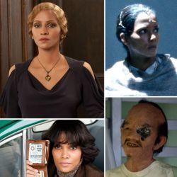 Alcuni personaggi di Halle Berry