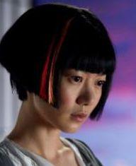 L'attrice coerana Bae Doo-na